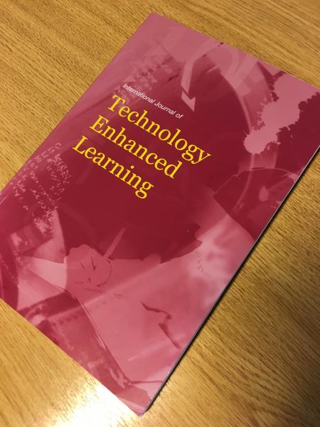 Special Issue: Awareness and Reflection in Technology Enhanced Learning