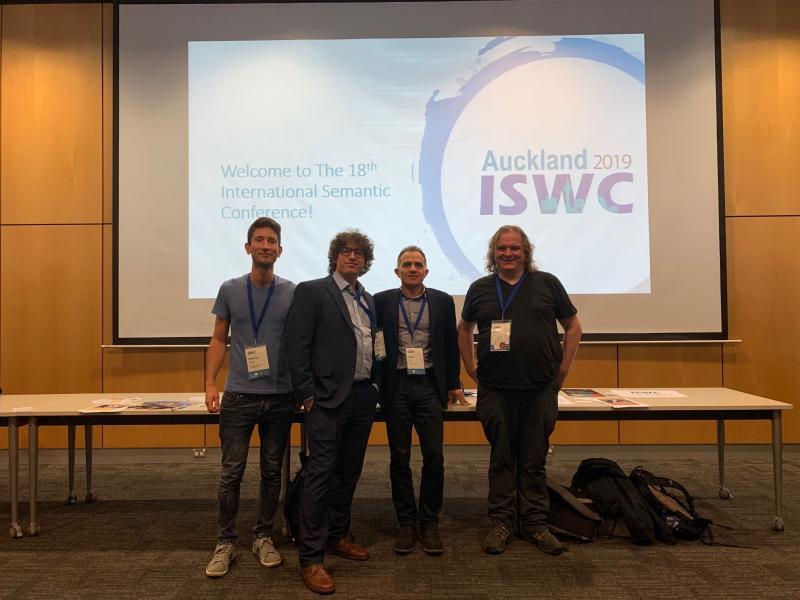 KMi at ISWC 2019
