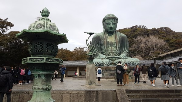 Great Buddha at K�toku-in Buddist Temple