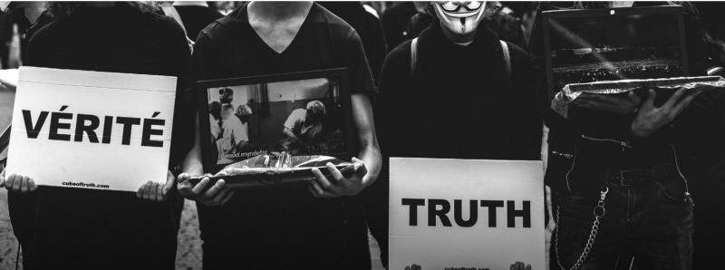 Blockchains and Understanding the Post-truth Society