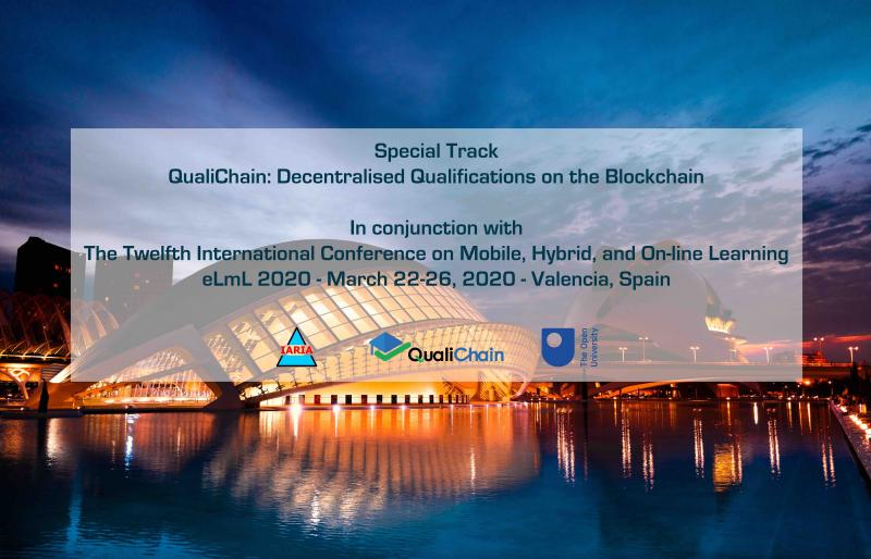 QualiChain publishes special track proceedings
